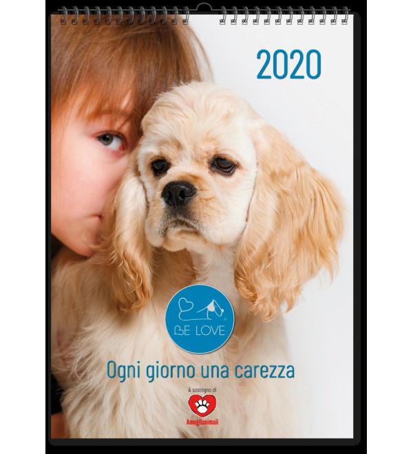 Calendario Be Love 2020