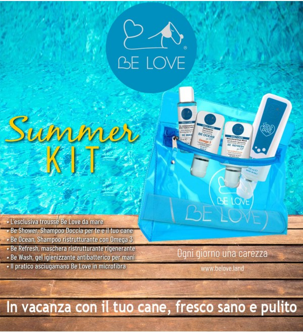 BE SUMMER KIT